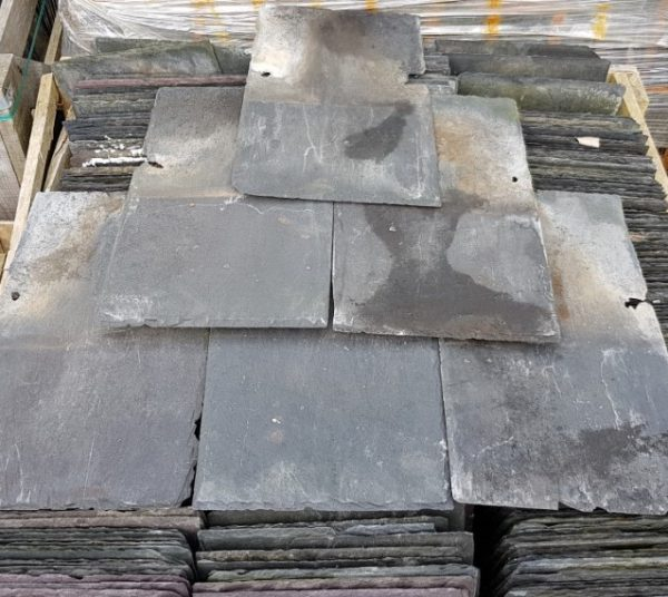18 x 10 reclaimed roofing slate
