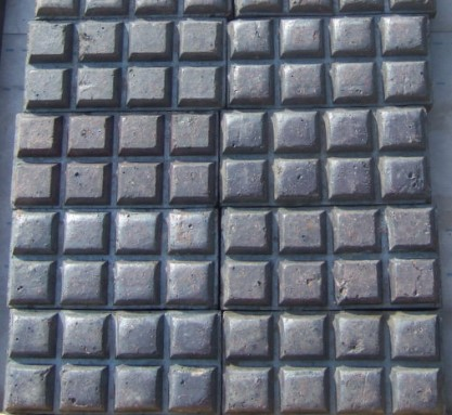8 bar stable paver