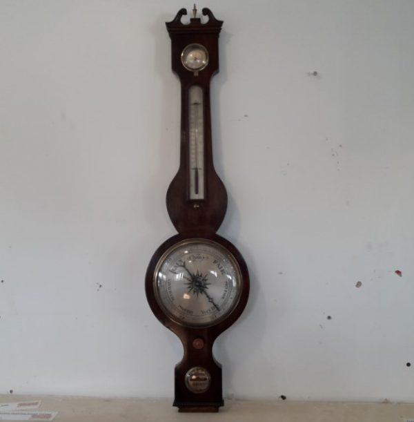 Antique Banjo Barometer For Sale Cheap
