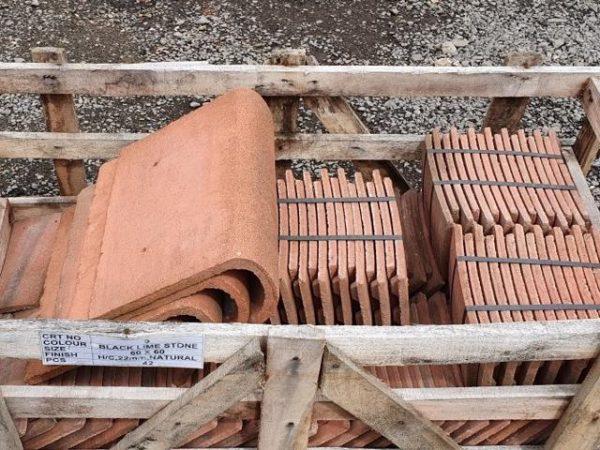 Concrete Redland Roof Tiles