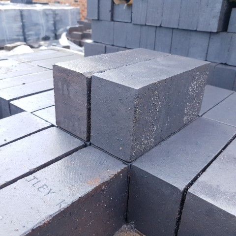 Blue Smooth Solid Engineering Brick