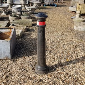 Reclaimed Cast Iron Bollard