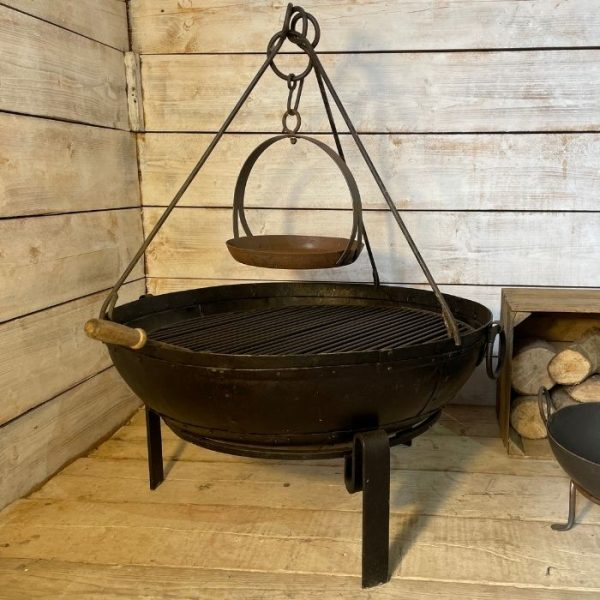 Cooking Tripod for Fire Bowls