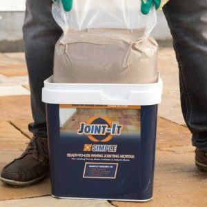 Joint it Simple Brush in Mortar