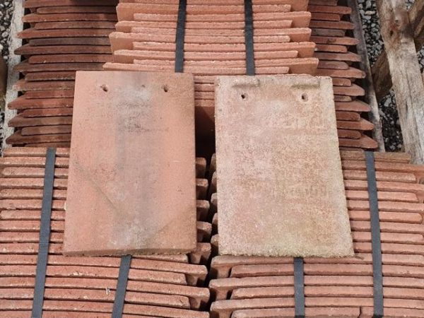 Reclaimed Concrete Redland Roof Tiles-640x480