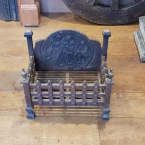 Reclaimed Fire Basket