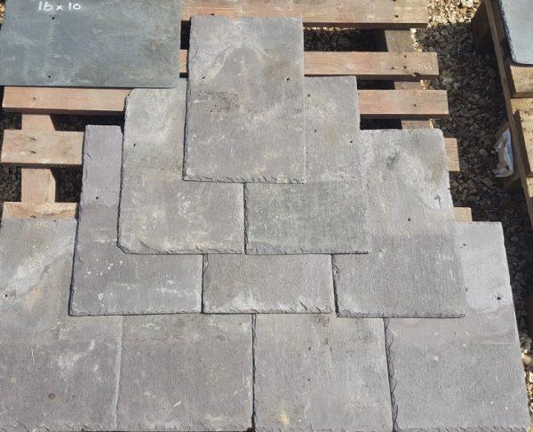 Reclaimed Roofing Slate 16 x 10