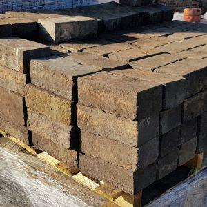 Reclaimed Staffordshire Blue Engineering Brick