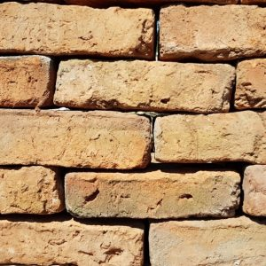 Reclaimed Yorkshire Orange Handmade Brick