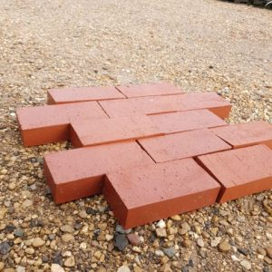 Red Clay Paver New (Square Edge)