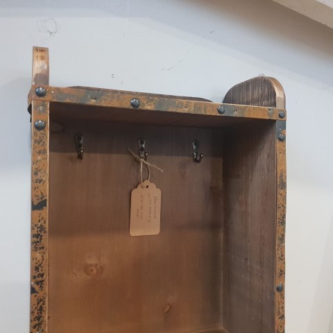 Rustic Wooden Shelves (Small)