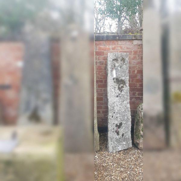 Cornish Granite Stone Post