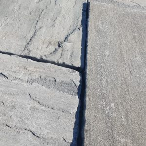 Heritage Grey Black Sandstone Exterior Paving Yorkstone Replica