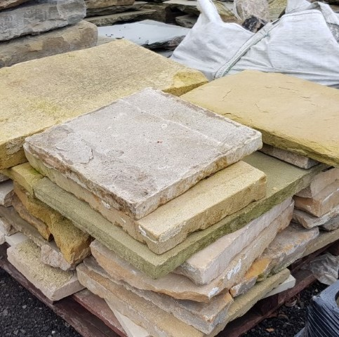 Ketton Stone Cottage Flooring