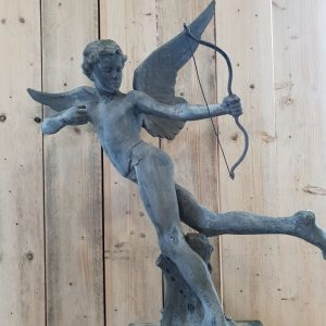 Lead Garden Statue