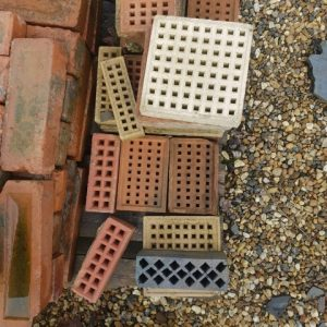 Assorted Reclaimed Bricks