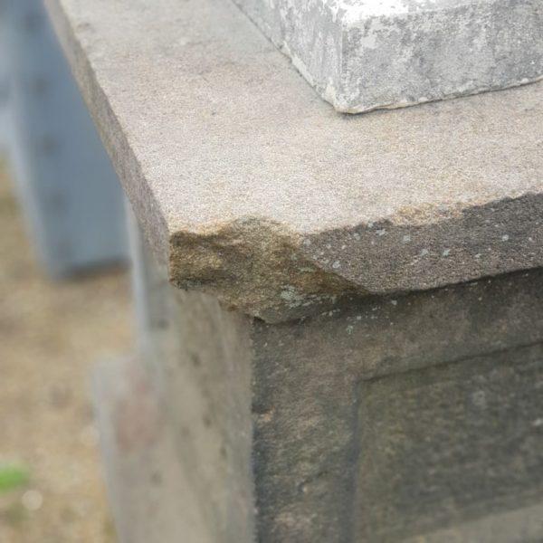 Reclaimed Stone Plinths