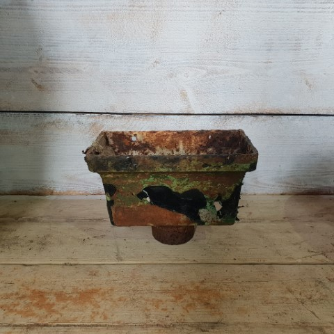 Small Rainwater Hopper