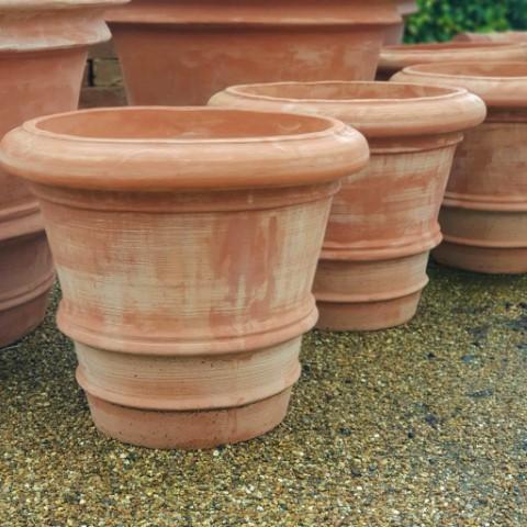 Vaso Pienza Terracotta Pot