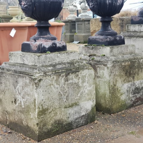 Yorkstone Classic Square Bases with Stepped Top small