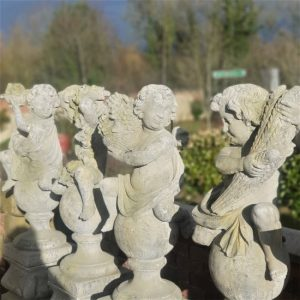 Four Seasons Statues Large