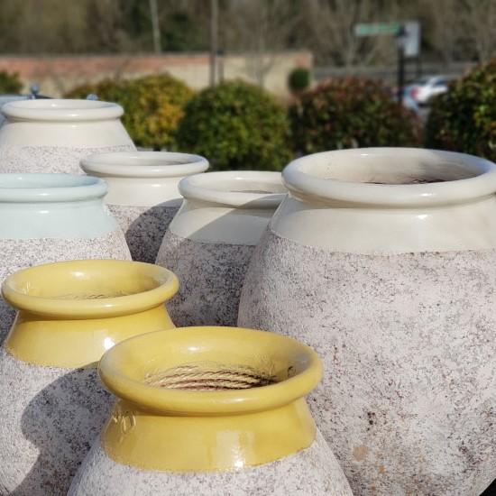 Iovry Olive Jar Classic Patina