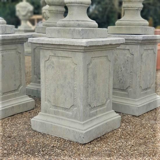 Large Stone Pedestal