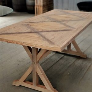 Reclaimed Wood Dining Table (Small)