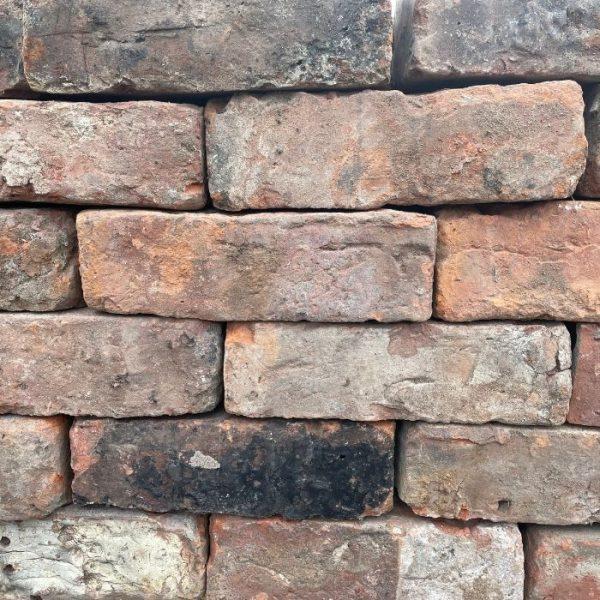65-70mm Reclaimed Cheshire Red Handmade Brick