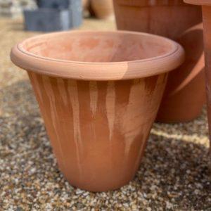 Handmade Italian Camelia Pot 52cm High