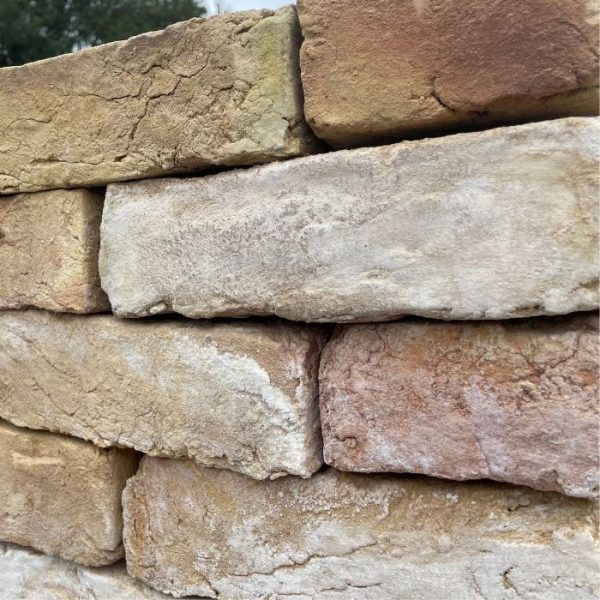 Handmade London Yellow Stock Bricks
