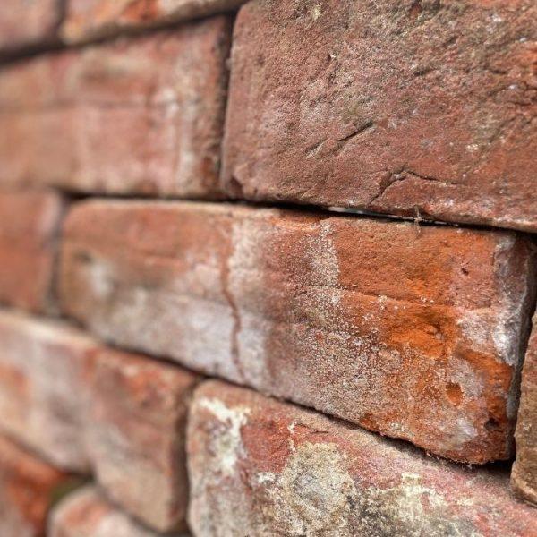 Reclaimed Handmade Clamp Red Bricks