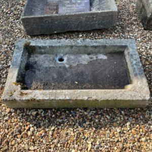 Reclaimed Yorkstone Sink 5H x 36W x 20D