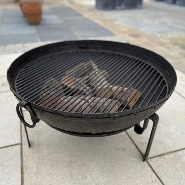 Recycled Fire Bowls