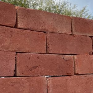 65mm Handmade Soft Red Brick