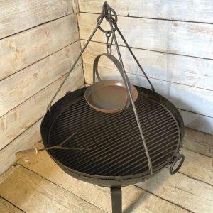 Fire Bowl Skillet