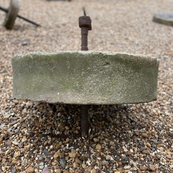 Small Stone Grinding Wheel with Handle